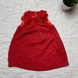 Laundry by Shelli Segal Red Party Dress